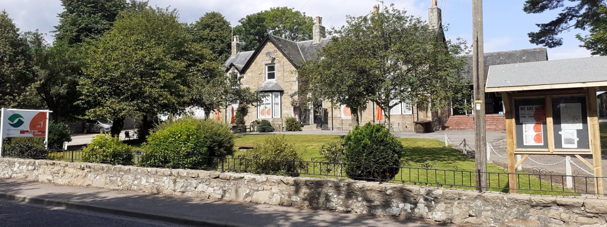 New Home For Udny Community Trust.